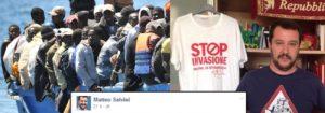 """""""Pulizia di massa per i migranti. Anche con le maniere forti"""". Non possiamo tacere"""