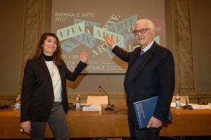 57a Esposizione Internazionale d'Arte della Biennale di Venezia. 120 gli artisti di 42 diversi paesi