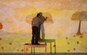 """Oltre ogni aspettativa il progetto """"Il colore fuori e dentro""""nella Casa di reclusione di Orvieto"""