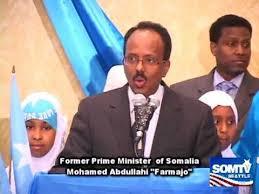 La prima intervista a Formaggio, neo Presidente eletto della Somalia