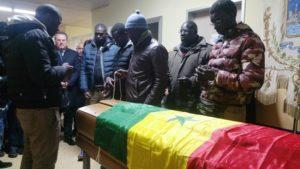 Tragedia Rigopiano: gli amici di Faye si autotassano per riportare la salma in Senegal