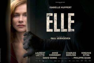 """Elle"", di P. Verhoeven★★1/2☆☆"