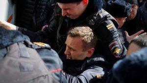 Russia, anche due giornalisti tra gli arrestati. Navalny condannato a 15 giorni di carcere