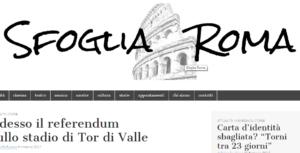"Nasce 'Sfoglia Roma', ""una voce libera"""