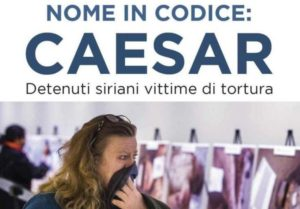 Arriva a Milano la mostra sui detenuti siriani vittime di tortura