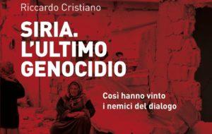 Il dramma della Siria nel nuovo libro di Riccardo Cristiano