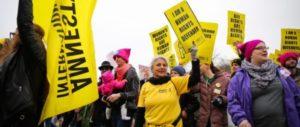 8 marzo. Amnesty: i governi proteggano le donne che difendono i diritti umani