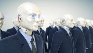 Il lavoro ai tempi del robot