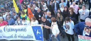 """Giornata contro le mafie. Paolo Siani: """"qualcosa sta cambiando nella coscienza civile"""""""