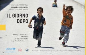 """""""Il giorno dopo"""" di Andrea Iacomini"""