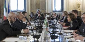"""Pietro Grasso: """"Importante e arricchente il contributo protestante all'Europa"""""""