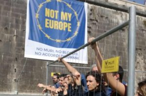 Non è la nostra Europa