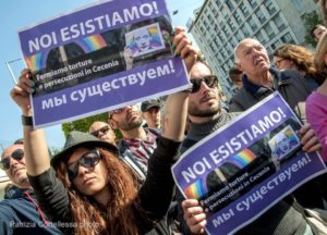 """Lager omofobi in Cecenia, i nuovi """"triangoli rosa"""""""