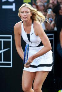 Maria Sharapova: prima i soldi, poi lo sport