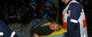 G8 Genova. L'Italia patteggia a Strasburgo. Ma la vera assunzione di responsabilità è approvare la legge sul reato di tortura