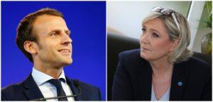 """La Francia è chiamata adesso, da quasi tutti, a votare per Macron """"contro"""" Le Pen"""