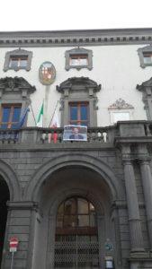 """Fnsi, Usigrai, Articolo 21: """"Grazie al Comune di Orvieto che espone la foto di Gabriele Del Grande con la richiesta della sua liberazione"""""""
