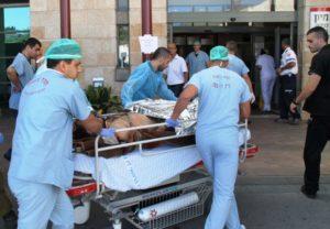 Ospedali israeliani curano e salvano da anni, migliaia di feriti siriani