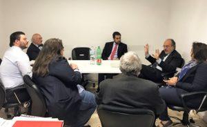 """Giornalisti aggrediti ad Aversa, Lorusso e Giulietti: """"Diamo ai colleghi la 'scorta mediatica'"""""""