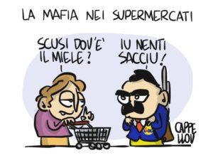 Mafia nei supermercati, ecco come lo hanno scoperto
