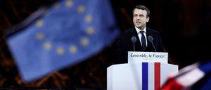 La vittoria di Macron e l'asse franco-tedesco