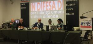 Diritti umani, il relatore Onu in Italia Forst: stop ad affermazioni governo contro ong