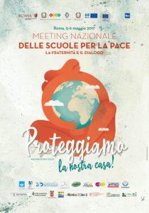 7000 studenti a Roma per la pace.Il 5 e 6 maggio il Meeting nazionale delle scuole per la pace.Sabato l'incontro con Papa Francesco