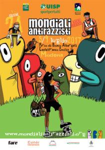 XXI edizione dei Mondiali Antirazzisti: tra dieci giorni il fischio d'inizio
