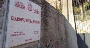Palermo, il 19 giugno Giulietti (Fnsi) al Giardino della memoria