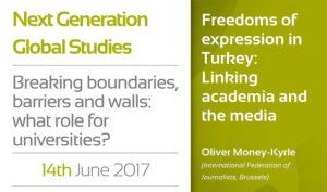 Libertà di espressione in Turchia. Un convegno promosso con Articolo21 Veneto
