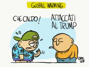 Riscaldamento Globale, abbiamo un colpevole