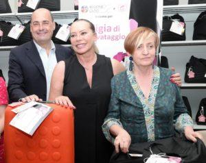Femminicidio: Regione Lazio e Salvamamme a sostegnodella Valigia di salvataggio