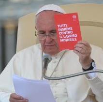 Papa Francesco alla CISL: un nuovo patto sociale per il lavoro