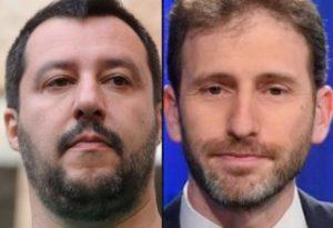 Il misterioso incontro di Casaleggio e Salvini