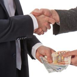 I corrotti possono tirare un sospiro di sollievo