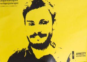 'Settimana per Giulio', anche la Fnsi e l'Assostampa Subalpina all'iniziativa di Amnesty International