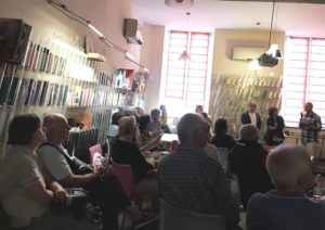 Genova, applausi alla poesia che difende l'ambiente