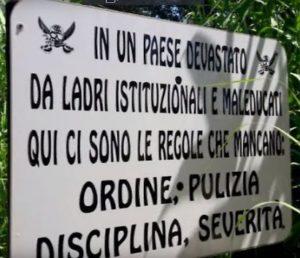 Il neofascismo non va mai sottovalutato – Lettera aperta al Sindaco di Chioggia