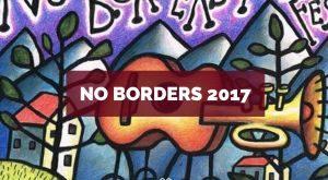 """""""No borders"""", un festival senza confini. Anche per  rispondere all'Austria"""