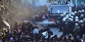 G20: tedeschi liberati, gli italiani restano in carcere