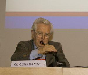 Beppe Chiarante e l'etica della politica