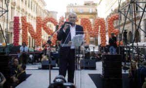 La sinistra di Roma contro la sinistra di Milano