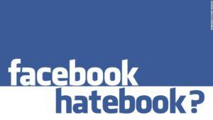 Facebook e rimozione parole d'odio: sconfortanti i risultati