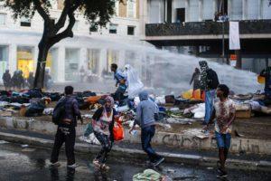 """Sgombero migranti. Cittadinanza e Minoranze: """"una palese violazione della Carta dei Diritti dell'uomo"""""""