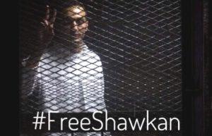 """Shawkan, da quattro anni in carcere in Egitto. Il reato? """"Foto-giornalismo"""""""