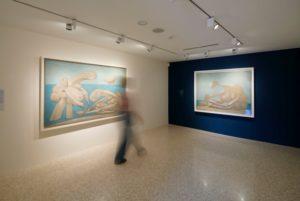 Picasso sulla spiaggia. Fino al 7 gennaio 2018 alla Collezione Peggy Guggenheim