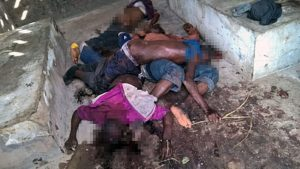 Genocidio e fosse comuni in Congo Brazzaville