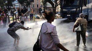 """Rifugiati sgomberati a Roma. LasciateCIEntrare: """"Vergogna Capitale"""""""