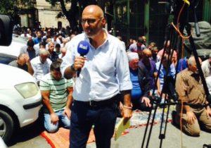 Gerusalemme. Il racconto degli scontri. Calarsi nella folla è un'altra cosa