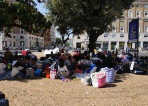 Profughi eritrei, Manconi: Comune trovi soluzione dopo sgombero via Curtatone